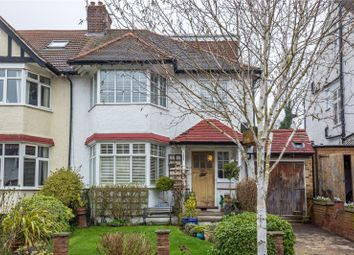 Thumbnail 4 bed semi-detached house for sale in Hamilton Way, West Finchley, London