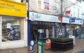 Thumbnail Retail premises to let in 7 Winchester Street (Gf), Basingstoke, Hampshire