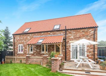 Thumbnail 3 bed detached house for sale in Church Road, Butterwick, Boston