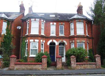 Thumbnail 3 bedroom semi-detached house to rent in Beaufort Road, Farnham, Surrey