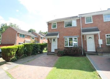 Thumbnail 3 bed end terrace house for sale in Ambien Road, Atherstone