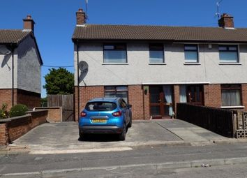 Thumbnail 3 bedroom terraced house to rent in Jubilee Avenue, Lisburn