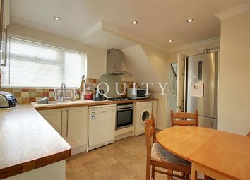 Thumbnail 3 bedroom terraced house for sale in Rushey Hill, Enfield