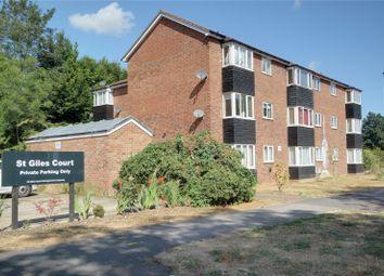 Thumbnail 1 bed flat for sale in St. Giles Court, 160 Bullsmoor Lane, Enfield