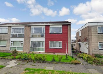 Thumbnail 2 bed flat for sale in Harwood Close, Cramlington