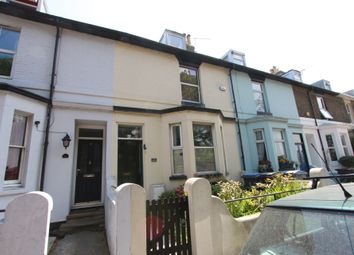 Thumbnail 3 bed terraced house for sale in Dover Road, Walmer
