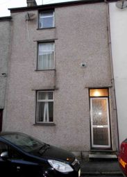 Thumbnail 4 bedroom terraced house to rent in Garnon Street, Caernarfon