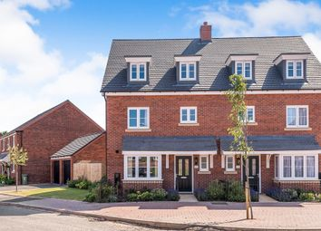 Thumbnail 4 bed semi-detached house for sale in Holden Park, Stafford