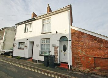 Thumbnail 2 bed semi-detached house for sale in Chapel Street, Hardway, Gosport