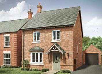 "Thumbnail 4 bed detached house for sale in ""The Lincoln 4th Edition"" at Spring Avenue, Ashby-De-La-Zouch"