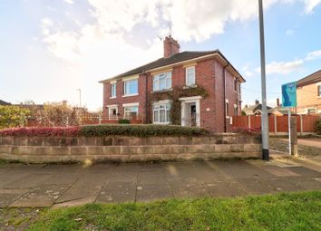 Thumbnail 3 bedroom semi-detached house for sale in Kings Road, Hanford, Stoke-On-Trent