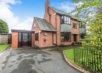 Thumbnail 5 bed detached house for sale in Stratford Drive, Fulwood, Preston