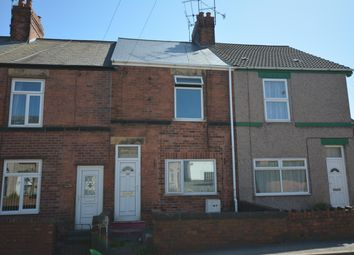 Thumbnail 2 bed terraced house for sale in Calow Lane, Hasland, Chesterfield
