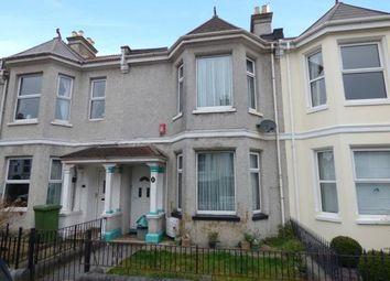 Thumbnail 3 bedroom terraced house for sale in Stoke, Plymouth, Devon