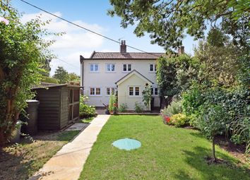 Thumbnail 3 bed cottage for sale in Boyton, Woodbridge