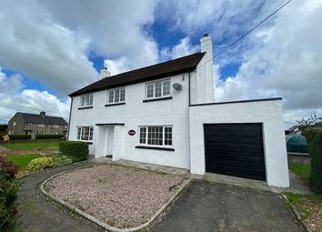 Thumbnail 4 bed detached house for sale in Lon Groes, Tregaron
