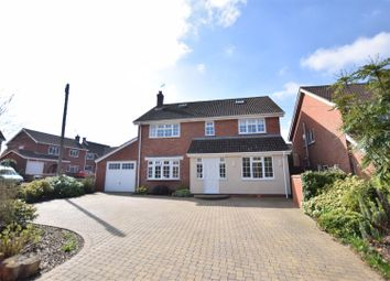 Thumbnail 6 bed detached house for sale in Drayton, Norwich
