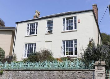 Thumbnail 4 bed detached house for sale in Hill Road, Clevedon