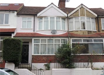 Thumbnail 3 bed terraced house to rent in Waldegrave Road, London