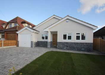 Thumbnail 3 bed detached bungalow for sale in Rosslyn Close, Hockley