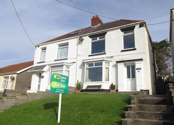 Thumbnail 3 bed semi-detached house to rent in Carmarthen Road, Fforest, Swansea