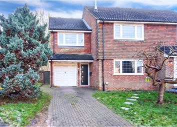 Thumbnail 5 bed semi-detached house for sale in Yew Tree Close, Chatham
