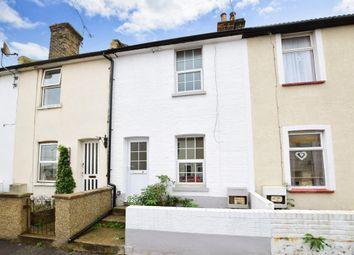 Thumbnail 2 bed terraced house to rent in Hamerton Road, Northfleet, Gravesend