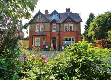 Thumbnail 2 bed flat for sale in Castle Road, Horsell, Surrey