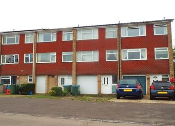 Thumbnail 4 bed town house to rent in Cam Mead, Aylesbury