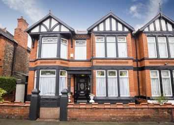 Thumbnail 4 bed semi-detached house for sale in Queens Drive, Walton, Liverpool, Merseyside