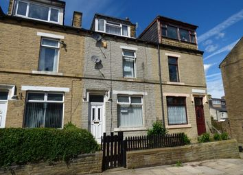 Thumbnail 4 bedroom terraced house for sale in Aberdeen Terrace, Bradford