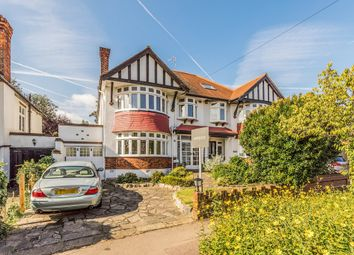 Thumbnail 4 bed semi-detached house for sale in Knighton Drive, Woodford Green