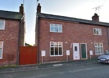 Thumbnail 2 bed end terrace house for sale in Byrons Street, Macclesfield, Cheshire