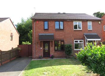 Thumbnail 3 bedroom semi-detached house for sale in Daffodil Close, Dudley