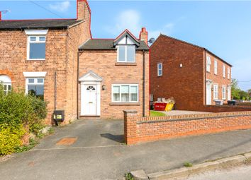 Thumbnail 3 bed semi-detached house for sale in Colleys Lane, Willaston, Nantwich, Cheshire