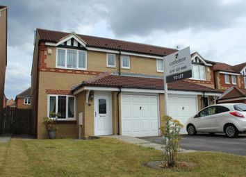 Thumbnail 3 bed semi-detached house to rent in Heaton Road, Billingham