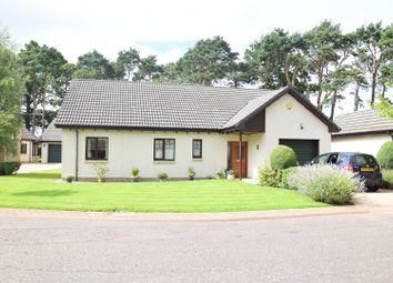Thumbnail 3 bed detached bungalow for sale in Broadley Place, Nairn