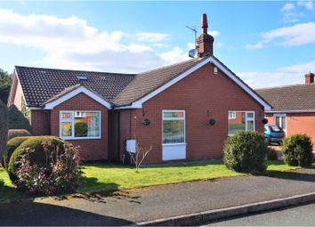 Thumbnail 4 bed detached bungalow for sale in Newtown Gardens, Baschurch