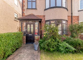 Thumbnail 3 bed semi-detached house for sale in Felhampton Road, London