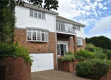 Thumbnail 5 bed detached house to rent in The Court House, Baslow Road, Eastbourne, East Sussex