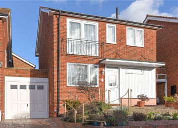 Thumbnail 3 bed detached house for sale in Hawthorndene Road, Bromley