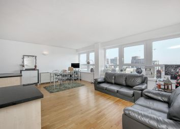 Thumbnail 2 bedroom flat to rent in Vista Building, Calderwood Street, London
