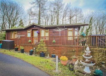Thumbnail 2 bed mobile/park home for sale in First Avenue, Three Rivers Country Park, West Bradford, Lancashire