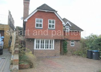 Thumbnail 3 bed detached house to rent in Church Lane, Horsted Keynes