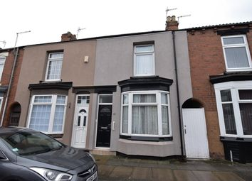 Thumbnail 2 bed terraced house for sale in Angle Street, Longlands, Middlesbrough