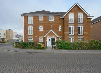 Thumbnail 1 bed flat for sale in Broadmere Road, Beggarwood, Basingstoke