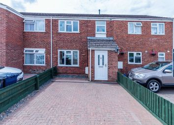 Thumbnail 3 bed terraced house for sale in Wellington Avenue, St. Ives, Huntingdon, Cambridgeshire.