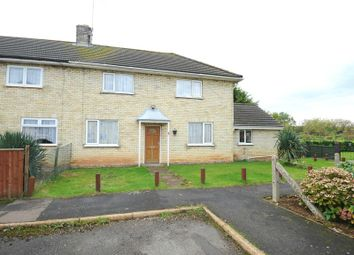 Thumbnail 3 bed semi-detached house for sale in Edinburgh Place, St. Germans, King's Lynn