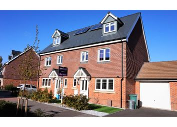 Thumbnail 4 bed semi-detached house for sale in Lower Drayton Lane, Portsmouth