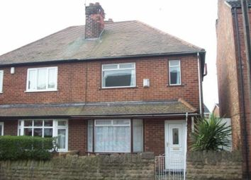 Thumbnail 3 bedroom semi-detached house to rent in Edwin Street, Daybrook, Nottingham